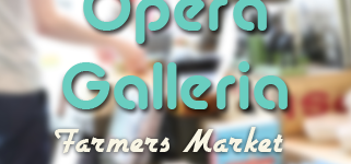farmers market at the opera galleria