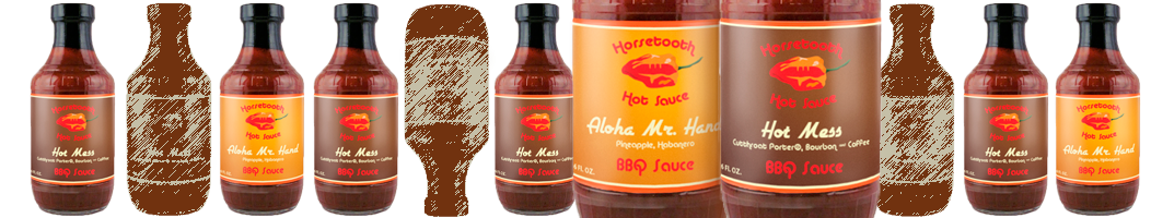 Try some BBQ sauce from Horsetooth Hot Sauce to spice up your next shindig!