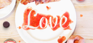 Get your sweet something spicy this Valentine's Day - give the gift of fiery hot sauce